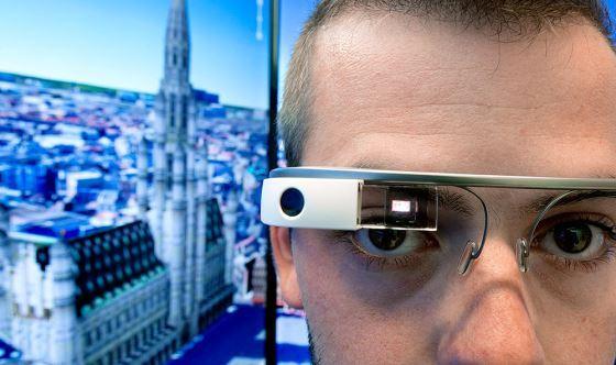 Очки-компьютер Google Glass