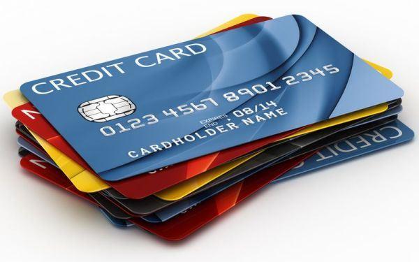Кредитные карты менее популярны