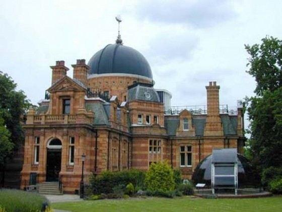 Гринвичская обсерватория - точка отсчета времени