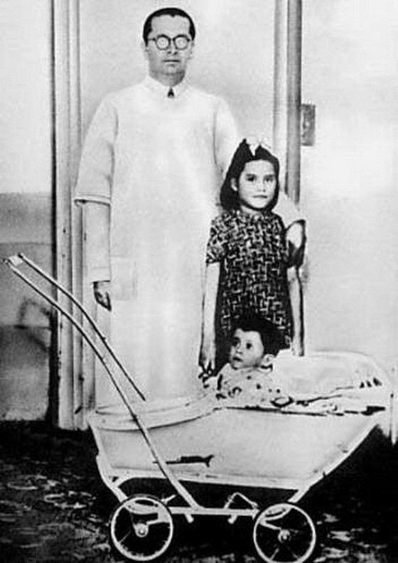 Лина Медина самая молодая мама в мире