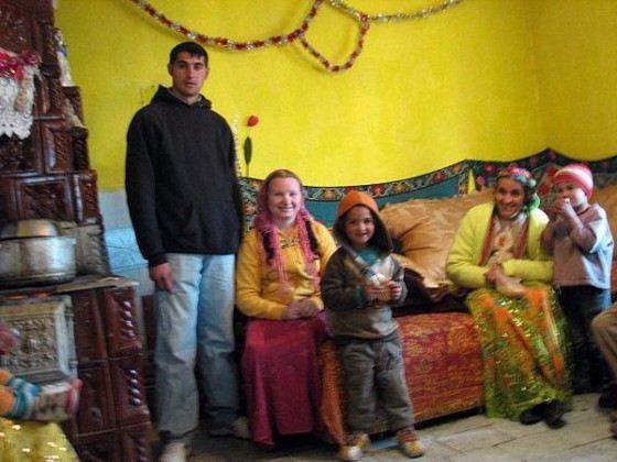 Самая молодая бабушка Рифка Станеску сама стала мамой в 11 лет