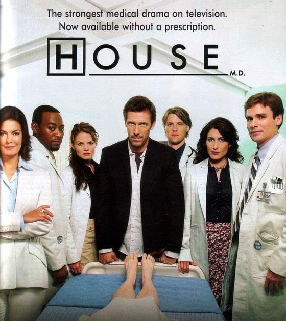 «Доктор Хаус» популярен не только на телевидении, но и в интернете
