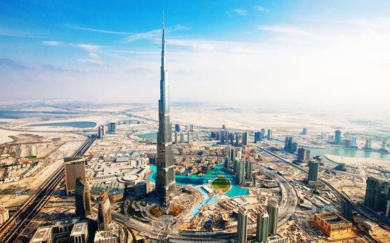 Дубай - самый жаркий город