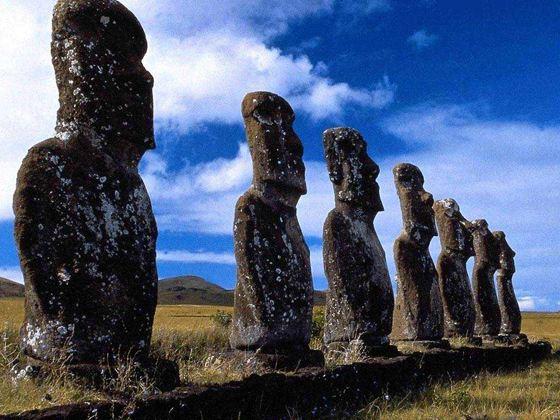 Чили - одна из жарких стран в Южной Америке