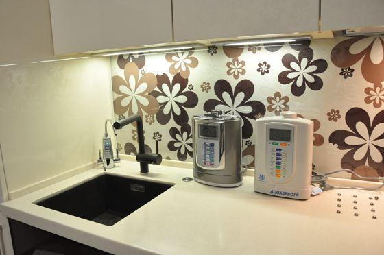 Ионизатор воды дома
