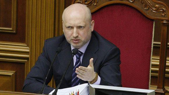 Александр Турчинов назначил нового главу управления СБУ в Донецкой области