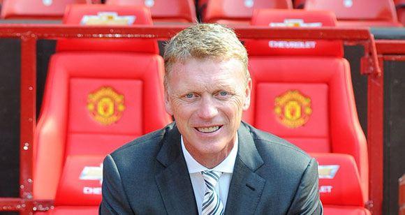 ФК «Манчестер Юнайтед» отказался от услуг Дэвида Мойеса