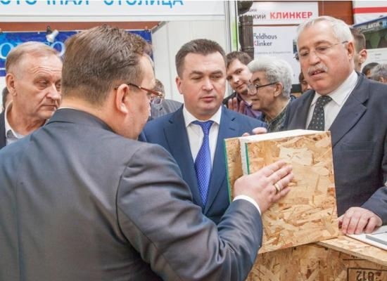Во Владивостоке стартует строительная выставка