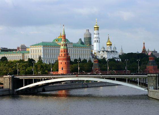 Москва - самый большой город в России по численности населения