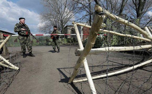 Украинцы вырыли сотни километров противотанковых рвов