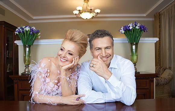 Супруги прекрасно выглядят вместе