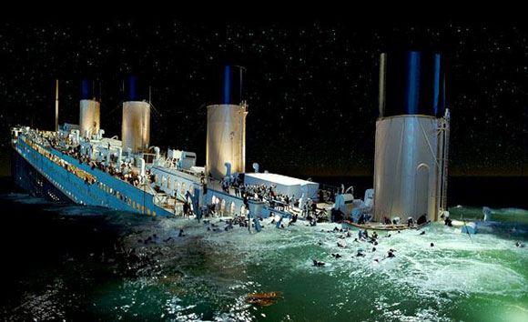 Написанное пассажиркой «Титаника» письмо «ушло с молотка» за 119 тысяч фунтов