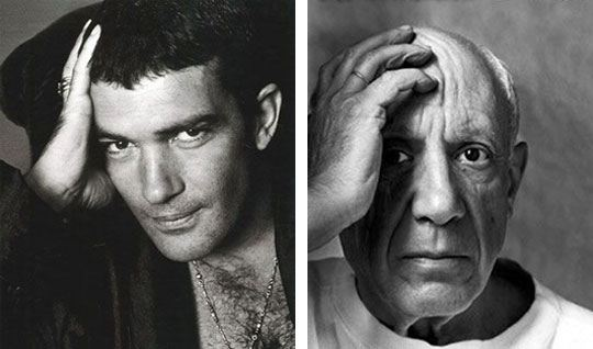 Antonio Banderas and Gwyneth Paltrow will play in the film about Pablo Picasso