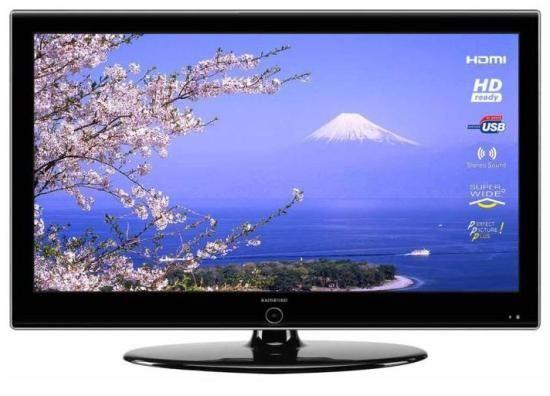 В 2014 году поставки LCD TV вырастут