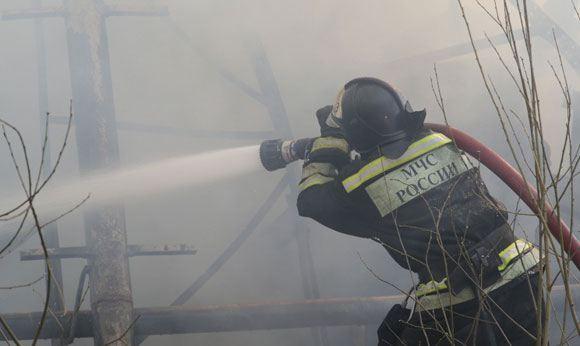 Задержан директор сгоревшего на Алтае реабилитационного центра