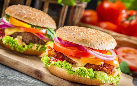 Гамбургеры - проблема XXI века
