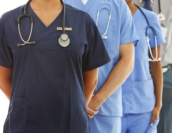 Дефицит медперсонала