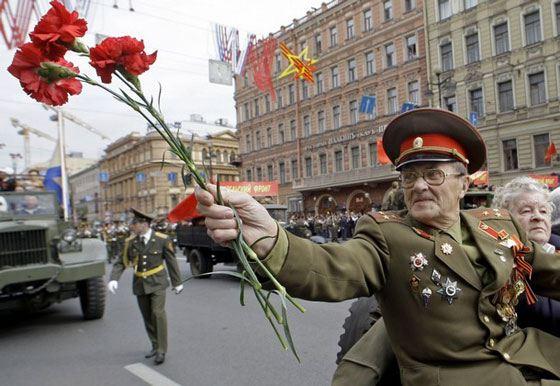 В День Победы все внимание уделяется ветеранам
