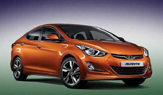 Hyundai - самая массовая марка