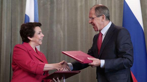 Россия взаимно отказывается от виз с Гондурасом
