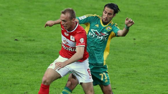 «Спартак» проиграл матч против «Кубани»