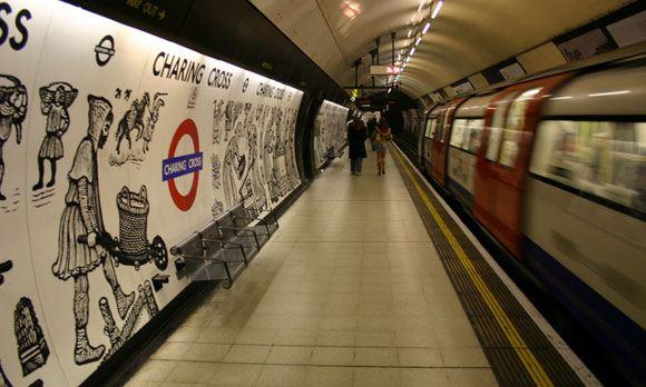 Сотрудники лондонского метро будут бастовать в течение 48 часов