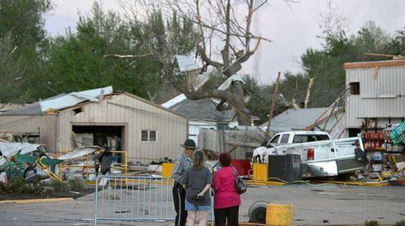Число жертв торнадо на юге США возросло до 22 человек