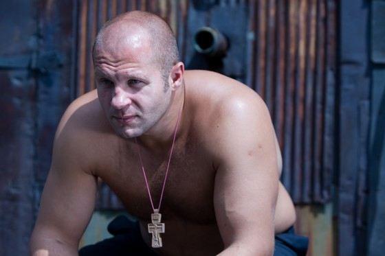 Самый лучший боец без правил Фёдор Емельяненко