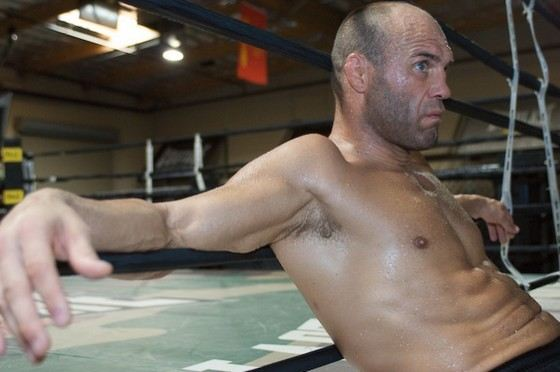 Рэнди Кутюр самый титулованный боец UFC