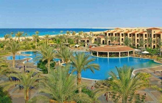 Jaz Almaza Beach Resort 5* - лучший отель Египта