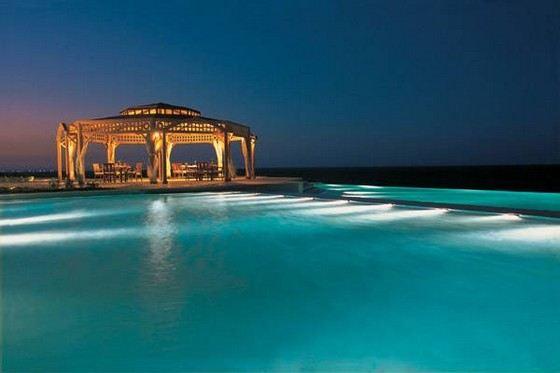 Oberoi Sahl Hasheesh 5* один из самых дорогих египетских отелей