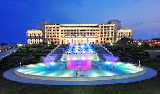Mardan Palace 5* один из самых больших турецких отелей