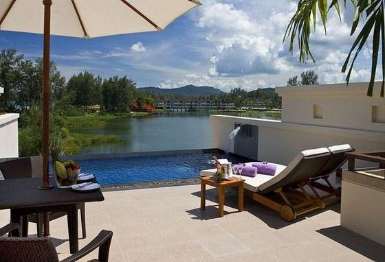 Dusit Thani Laguna один из лучших отелей Тайланда