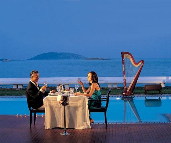 Самый дорогой отель в мире Grand Resort Lagonissi находится в Греции