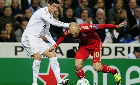 «Реал» разгромил «Баварию» в Мюнхене
