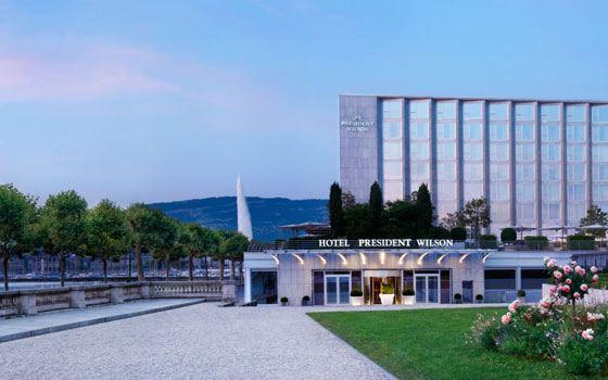 President Wilson Hotel - ����� ������� ����� � ����