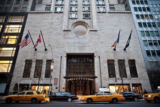 Four Seasons Hotel New York - ���� �� ����� ������� ������