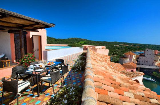 The Presidential Suite � ����� Cala di Volpe - ������ � ������ ����� ������� �������