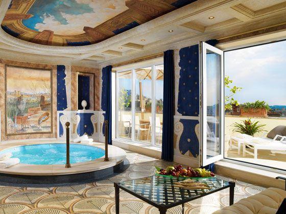 ����� Westin Excelsior, Villa La Cupola Suite - ����� ������� ����� � ����