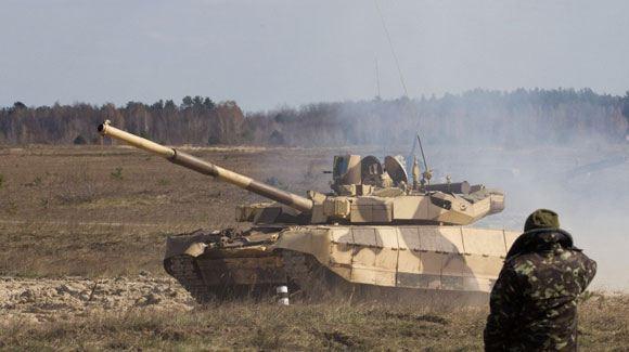 И.о. президента Украины привел украинскую армию в боеготовность