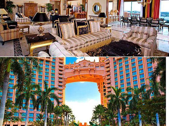 ����� The Atlantis, The Bridge Suite - ����� ������� ����� �� �������