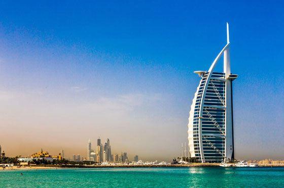Burj Al Arab - ���� �� ����� ������� ������ � �������� �������� � ����� ����������