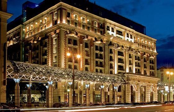 ����� The Ritz-Carlton � ������ - ����� ������� ����� � ������