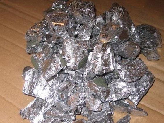 Хром считается самым прочным металлом