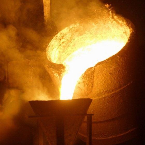 Из металлов выплавляют разнообразную сталь