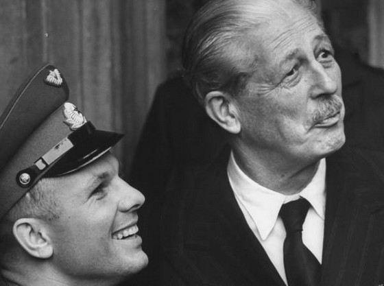 Юрий Гагарин был человеком маленького роста