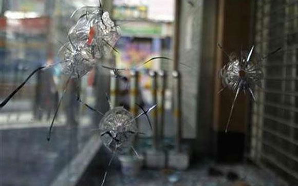 По меньшей мере 50 человек получили ранения во время взрыва на вокзале в китайском городе