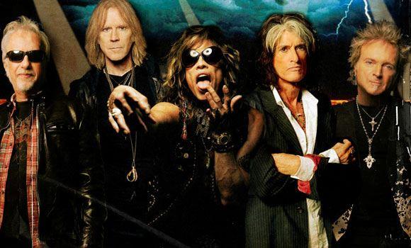 Группа Aerosmith не хочет записывать новые песни