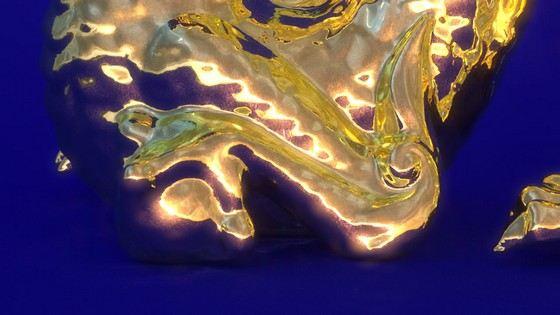 Чистое золото настолько мягкое, что его можно поцарапать пальцем