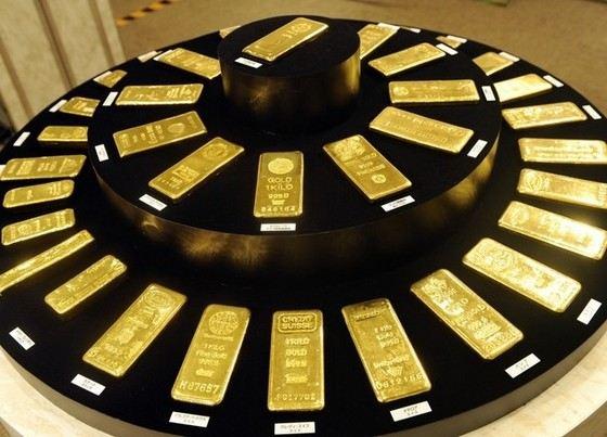 Из-за мягкости металла даже в банковских слитках находится сплав золота